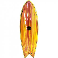 GERRY LOPEZ RETRO FISH 6'2""