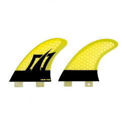 HONEYCOMB SIDE FINS 4.5""