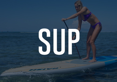 naish stand up paddle surfing