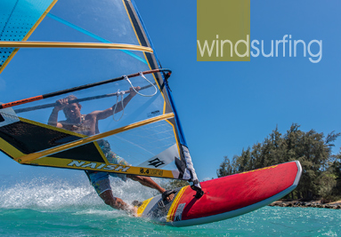 naish windsurfing